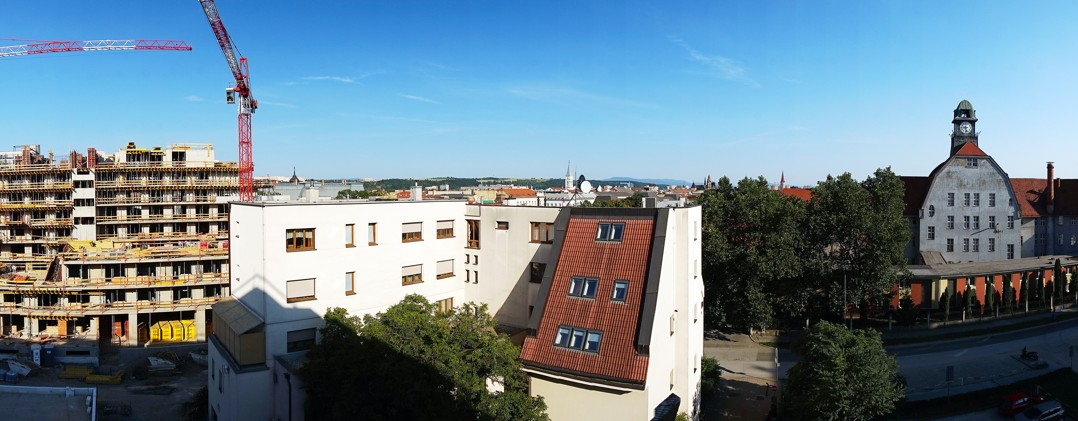 G603 apartment with a view of the Kosice city