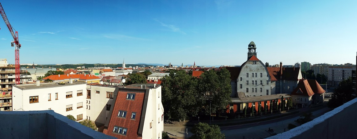 G702 apartment with a view of the Kosice city